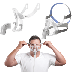Máscara Facial AirFit F10 - RESMED